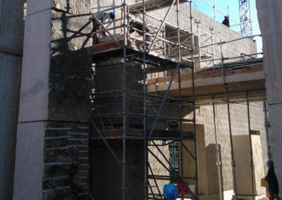construction en pierre en massive en savoie